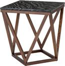 Jasmine Side Table Black