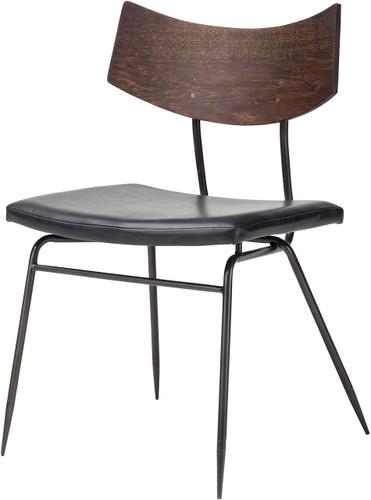 Soli Dining Chair Black