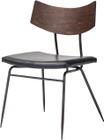 Soli Dining Chair Black