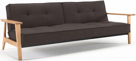 Innovation Sofa Splitback Frej Begum Dark Brown