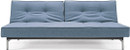 Splitback Sofa Stainless Steel