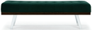 Rikard Bench Emerald Green