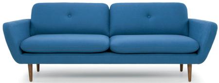 Nuevo Living Nicklaus Sofa Agean Blue