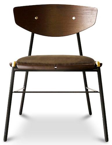 Kink Dining Chair Jinn Green