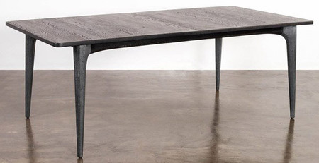Salk Dining Table Seared Oak