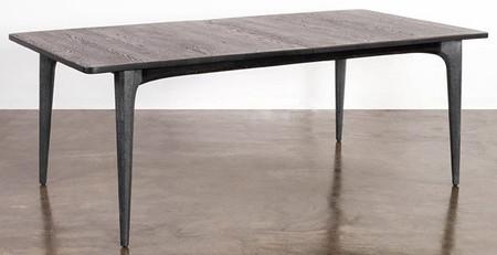 Salk Dining Table Seared Oak