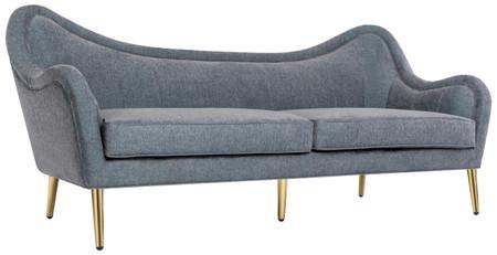 Valerie Grey Sky Sofa