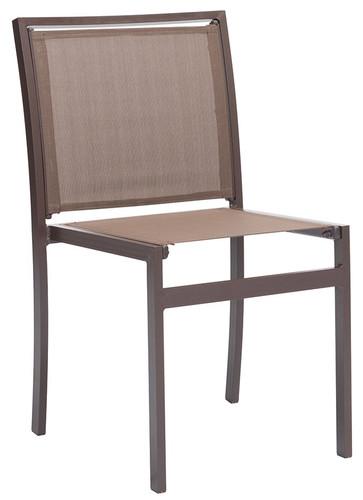 Mayakoba Dining Chair Brown