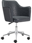 Zuo Modern Keen Office Chair Vintage Black