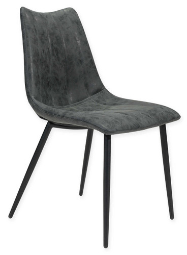 Norwich Dining Chair Vintage Black