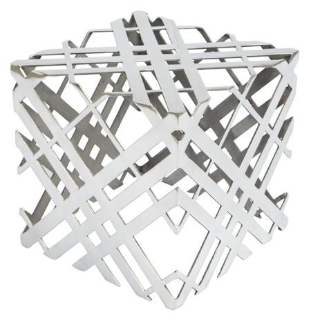 Carlisle Accent Table Aluminium