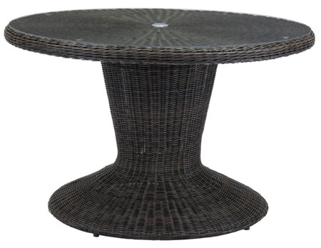 Zuo Modern Noe Dining Table Brown