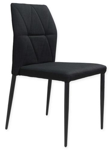Zuo Revolution Dining Chair Black