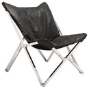 Zuo Modern Sunk Chair Black