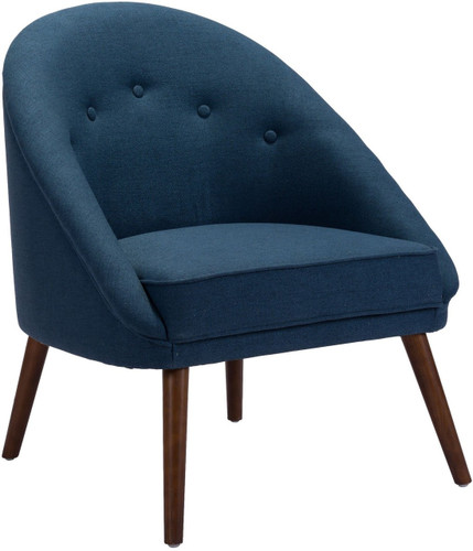 Carter Occasional Chair Cobalt Blue