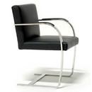 Canti Flat Arm Chair