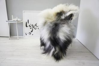 Genuine Icelandic Sheepskin Rug | Sheepskin Rug | Sheepskin Hide | Icelandic Sheepskin | Long Wool Rug | Natural Colour | Rare Breed SI 480