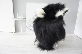 Genuine Icelandic Sheepskin Rug   Sheepskin Hide   Icelandic Sheepskin   Long Wool Rug   Natural Colour   Rare Breed SI 545