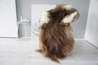 Genuine Icelandic Sheepskin Rug | Sheepskin Hide | Icelandic Sheepskin | Long Wool Rug | Natural Colour | Rare Breed SI 550