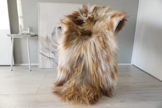 Genuine Icelandic Sheepskin Rug | Sheepskin Hide | Icelandic Sheepskin | Long Wool Rug | Natural Colour | Rare Breed SI 551