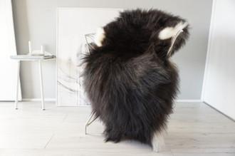 Genuine Icelandic Sheepskin Rug | Sheepskin Hide | Icelandic Sheepskin | Long Wool Rug | Natural Colour | Rare Breed SI 558