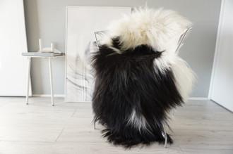 Genuine Icelandic Sheepskin Rug | Sheepskin Hide | Icelandic Sheepskin | Long Wool Rug | Natural Colour | Rare Breed SI 559