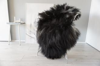 Genuine Icelandic Sheepskin Rug   Sheepskin Hide   Icelandic Sheepskin   Long Wool Rug   Natural Colour   Rare Breed SI 564