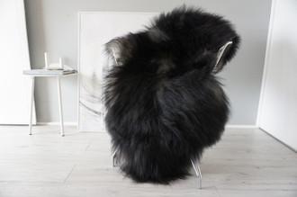 Genuine Icelandic Sheepskin Rug   Sheepskin Hide   Icelandic Sheepskin   Long Wool Rug   Natural Colour   Rare Breed SI 572