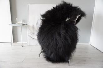 Genuine Icelandic Sheepskin Rug | Sheepskin Hide | Icelandic Sheepskin | Long Wool Rug | Natural Colour | Rare Breed SI 573