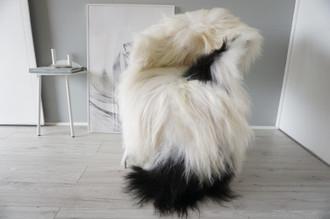 Genuine Icelandic Sheepskin Rug | Sheepskin Hide | Icelandic Sheepskin | Long Wool Rug | Natural Colour | Rare Breed SI 575