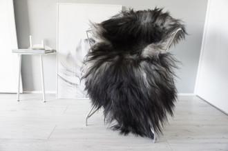Genuine Icelandic Sheepskin Rug | Sheepskin Hide | Icelandic Sheepskin | Long Wool Rug | Natural Colour | Rare Breed SI 586
