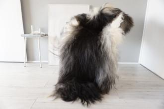 Genuine Icelandic Sheepskin Rug | Sheepskin Hide | Icelandic Sheepskin | Long Wool Rug | Natural Colour | Rare Breed SI 592