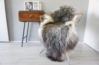 Genuine Scandinavian Pelssau Sheepskin Rug | Unique Norway Sheepskin Hide | Scandinavian Sheepskin | Extremely Soft Silky Wool Rug |  SPR20