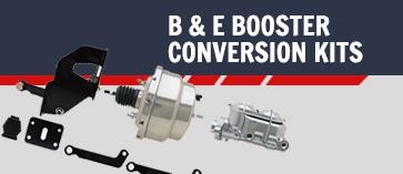 Mopar (Plymouth, Dodge, Chrysler) - Mopar B&E Body - MBM Brakes