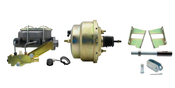 "DB-117/ GMFS2-205  - 1959-1964 GM Full Size 8"" Dual Zinc Booster Conversion Kit (Disc/ Drum)"