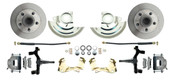 "DBK6769D  - 1967-1969 Camaro/ Firebird & 1968-1974 Chevy Nova 2"" Drop Front Disc Brake Kit"