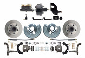 DBK6272A-45-MPDC-201  - 1962-1972 A Body Power Disc Brake Conversion Kit (5x4.5) Bolt Pattern