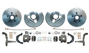 DBK6272LX-BB - 1962-1972 Mopar B-Body & E-Body High Performance Big Brake Kit