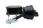 "GM-411 GM A Body  8"" Dual Powder Coated Black Booster Conversion Kit (Disc/ Disc)"