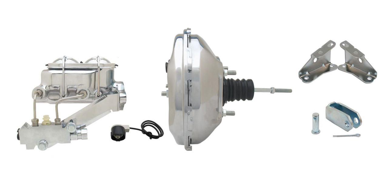 "Pontiac GTO 11/"" Power Brake Booster Master Cylinder Proportioning Valve Kit"