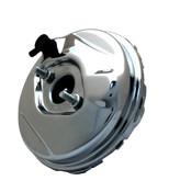 "PB9021CHR  -  GM A, F, X  9"" Chrome Single Diaphragm Delco Style"
