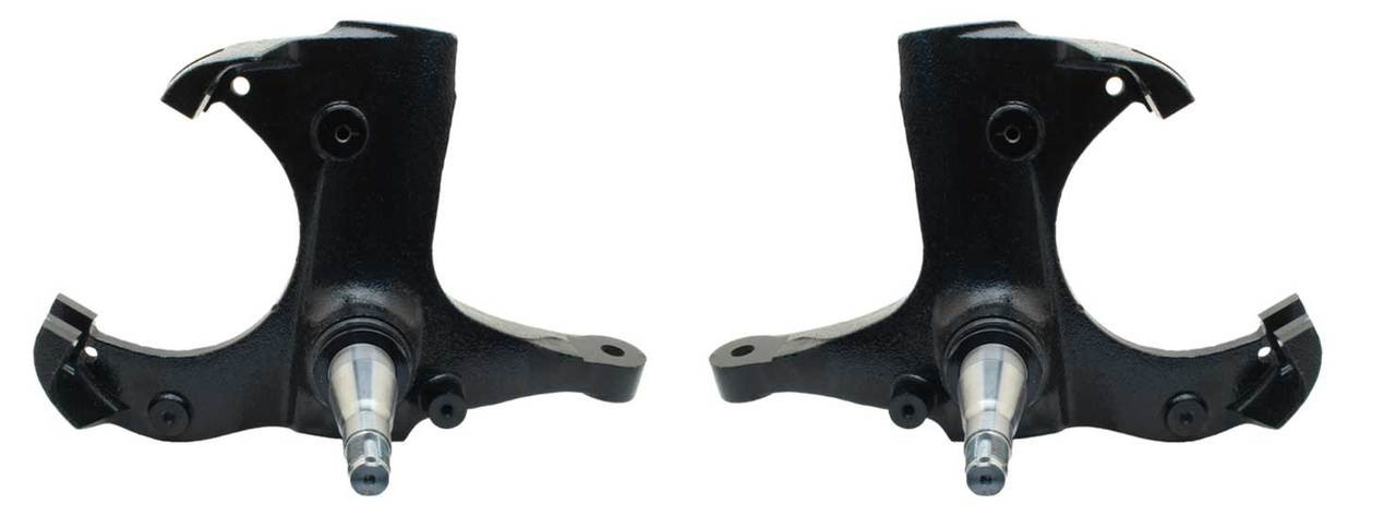 396670 1963-1970 GMC/CHEVY Truck Disc Brake Spindles Stock