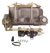 MCK-GM-79BR Universal GM Master Cylinder Kit Adjustable Valve Right Side Exit
