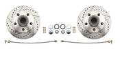 1970-1980 Camaro Second Gen Wheel Kit Upgrade