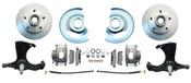 DBK6370 Chevy Truck 6 Lug Disc Brake Conversion Wheel Kit