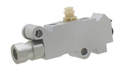 PV2A  -  GM Disc/Drum Proportioning Valve - Aluminum