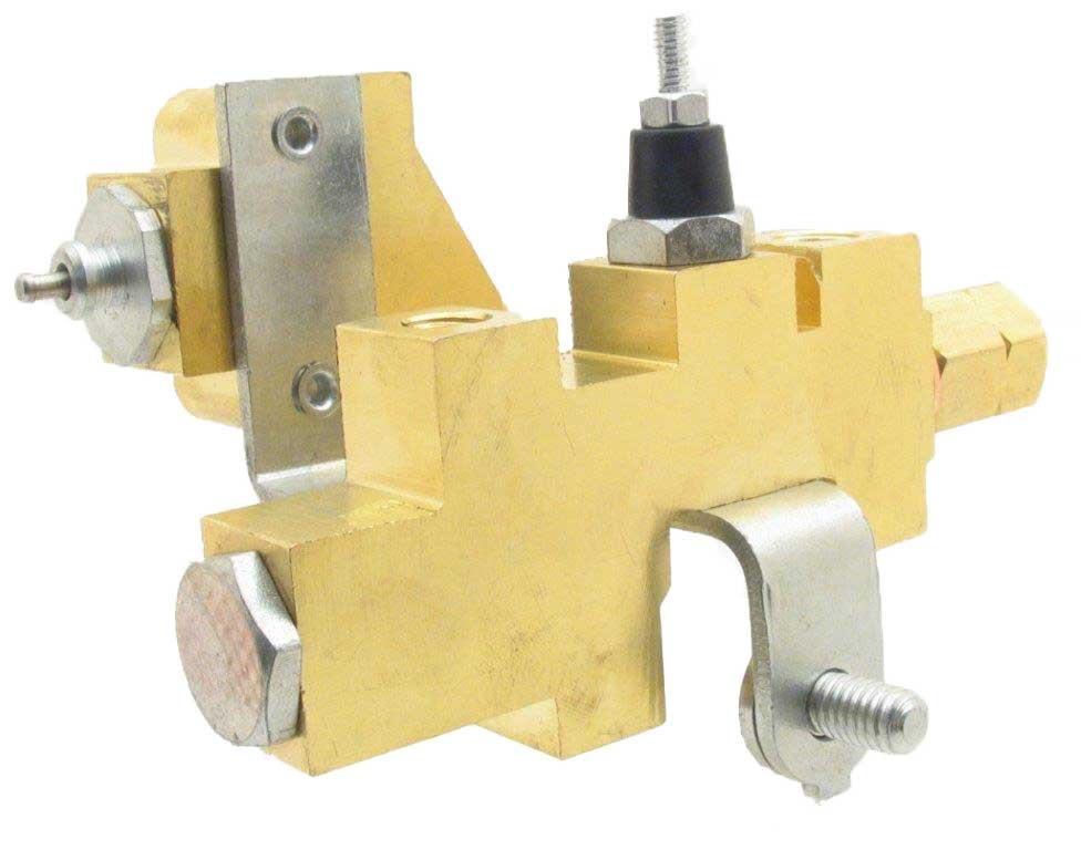 1985 chevy truck brake proportioning valve