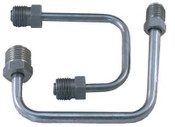 PVB-BT-SS-2  -  Bottom Mount Stainless Steel Line Kit 1