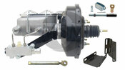 """PL-6066  -  Chevy Trucks 60-66 Powder Coated 9""""' Booster Conversion Kit"""
