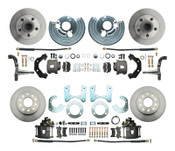 DBK6272834 Mopar A Body Front & Rear Disc Brake Kit